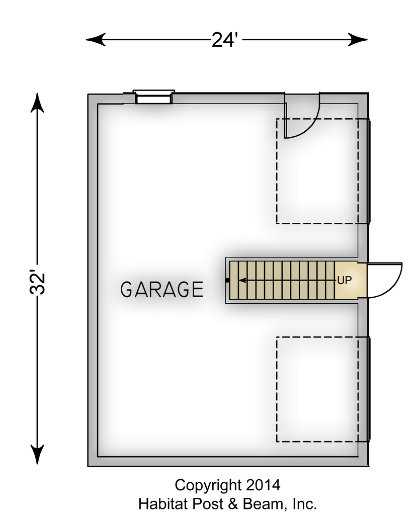 Habitat Post Beam